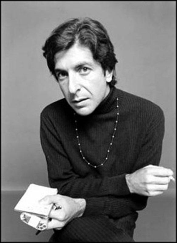 Leonard Cohen est décédé ce jeudi 10 novembre 2016 à l'âge de 82 ans