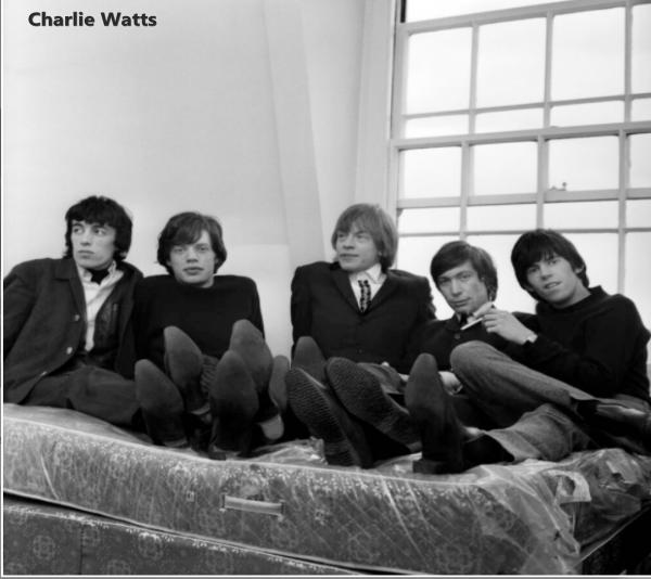 Charlie Watts est décédé le 24 août 2021