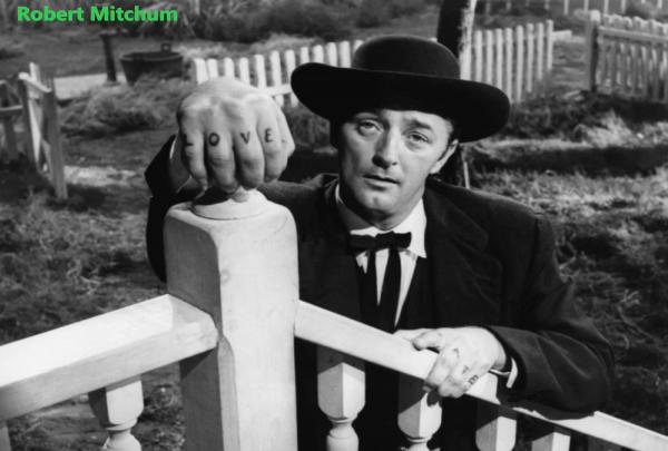 Robert Mitchum est décédé le mardi 1 juillet 1997