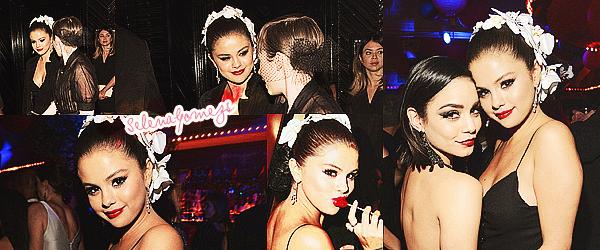 '  05/05/2015 - Selena était présente au MET Gala qui avait lieu à New York Côté tenue c'est un grand TOP pour la belle, cette robe est absolument ravissante et elle lui va à merveille '