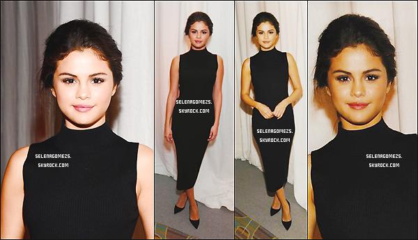 """05/12/2014 : Selena était à la """"March of Dimes Celebration of Babies"""", Hollywood"""