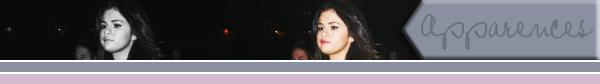 '  11/03/2015 -  Notre Sublime Selena était présente au Louis Vuitton fashion show, à Paris Côté tenue c'est un sans faute pour notre belle starlette, ces robes sont toutes deux très élégantes '