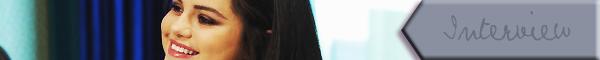 '  20/03/2015 -  Selena a été interviewer par Alli Simp. dans les locaux de Disney Radio pour le Alli Simspson Show Selena était toutes rayonnante lors de cette interview. Lors de cet interview Selena a énormément parlée de Zedd '