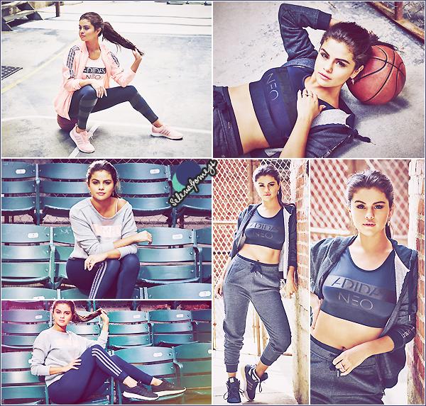 - Photoshoot - Découvrez les nouvelles photos de Selena pour Adidas Neo, la collection est maintenant finie  -