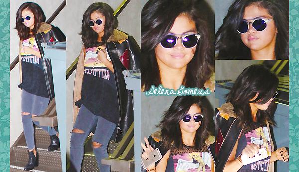 '  21.02.2015 - Selena a été vue se rendant au Nine Zero One salon à West Hollywood, en Californie Côté tenue je donne un TOP pour notre belle Selena bien que le manteau ne me plaise pas vraiment '