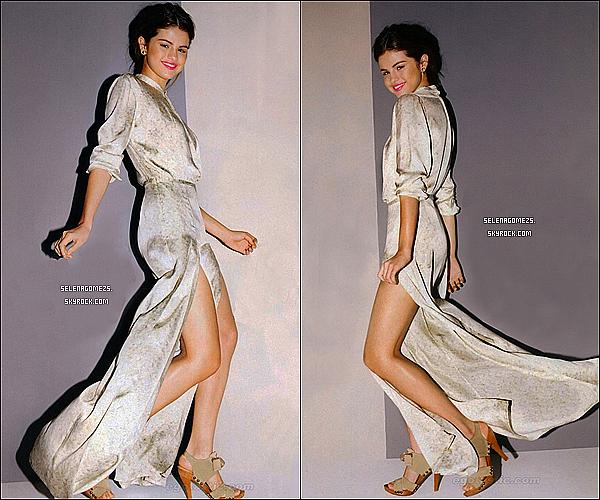 (Re)Découvrez ce photoshoot de Selly pour InStyle magazine datant de 2011