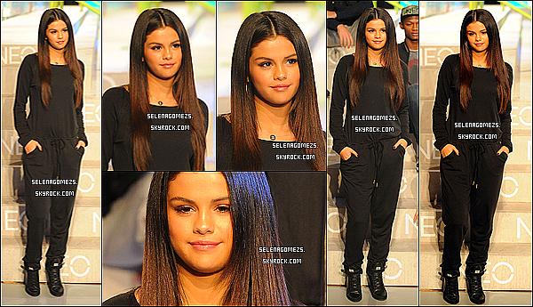 03.09.2014 : Selena a été vue à SoHo pour une réunion, à New York