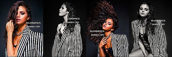 Découvrez le nouveau shoot de Selena pour Aris Jérôme