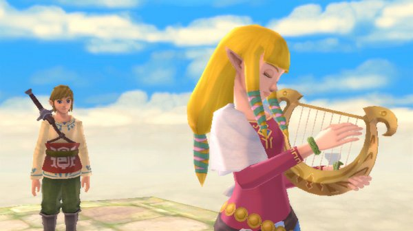 L'histoire de The Legend of Zelda Skyward Sword(Big Spoils!!)partie 1