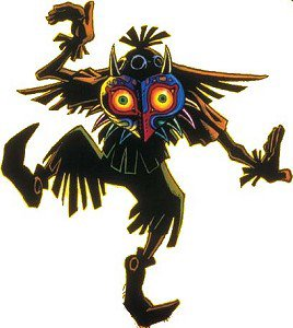 Skull Kid(Majora's mask)