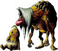 Les gorons(Majora's Mask)