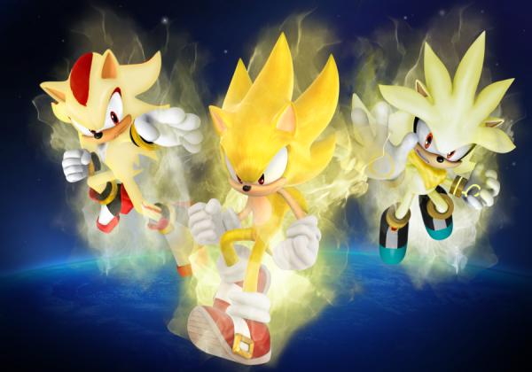Sonic yellow