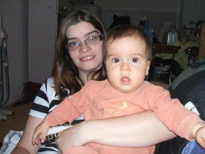 notre  titous   et ma    fille  angelique   la fille  de mon  cheri *