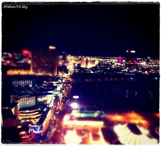 Pix Mishon at Las Vegas