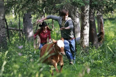 Amber Marshall et Graham Wardle