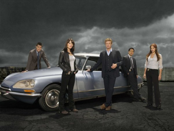 ✿ The Mentalist