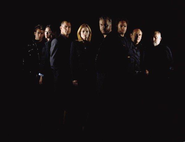 ✿ CSI (Crime Scene Investigation)