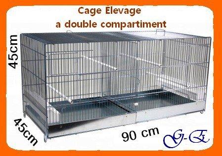 cage perso