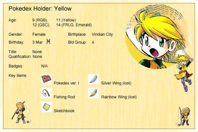 Pokémon Special, Cycles RVB/J