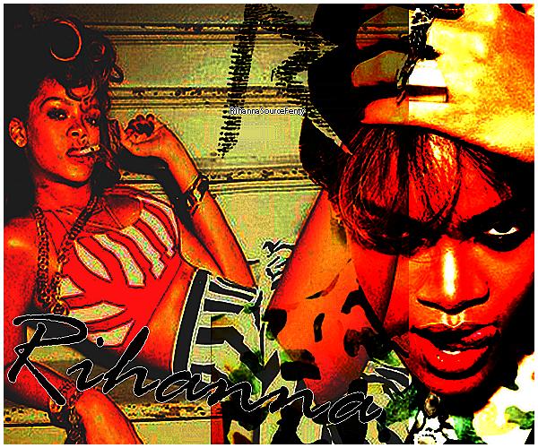 Suit jours après jours  l'actualité de la belle Rihanna Fenty sur RihannaSourceFenty!