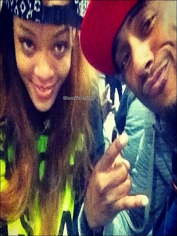 26/02/13 : Rihanna a publiées sur Instagram des photo des répétitions pour sa prochaine tournée.
