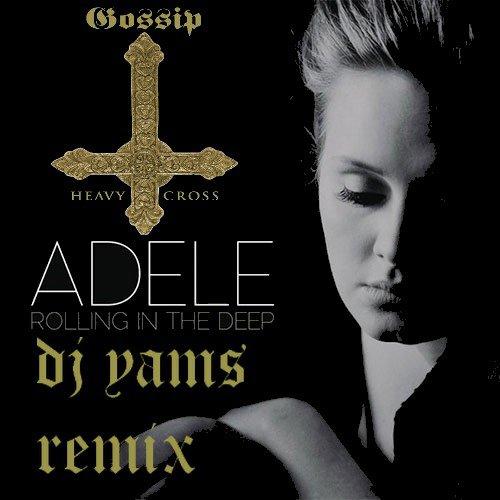 dj yams story / Dj Yams ft Gossip & Adèle - Rolling In Heavy Cross The Deep (2013)