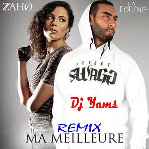dj yams story / Dj Yams ft La fouine & Zaho - (2013)