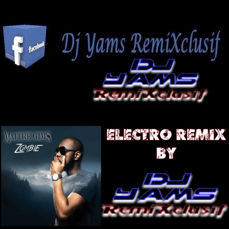 Maitre Gim's ft Lil Jon - Zombie (Electro Remix By Dj Yams) (2014)