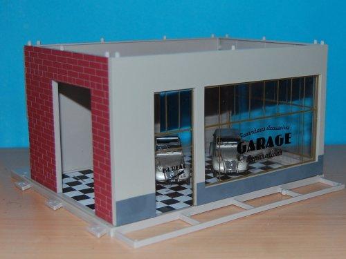 Montage le garage moderne il n 39 y a de nouveau que ce - Les vehicules du garage moderne hachette ...