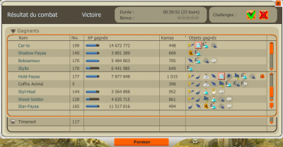 On xp pas mal !