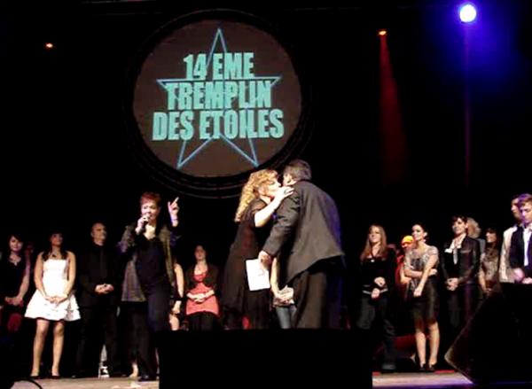 concour de la chanson    1 prix  montelimar le 30 10 2010