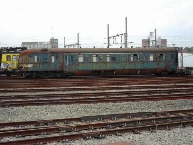 175 ans des chemins de fer belge