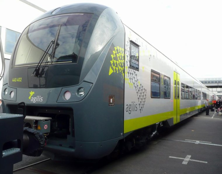 salon du train ( INNOTRANS ) suite 3