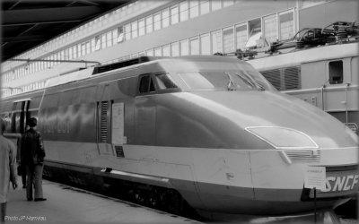 """LA SNCF DES ANNÉES SEPTANTE """"oups SOIXANTE-DIX"""" PARDONT ^^"""