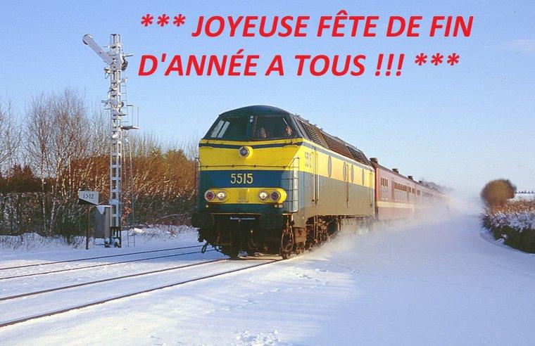 Joyeuse fête de fin d'année a tous !!!