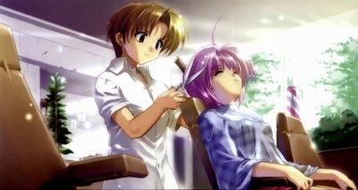 Bienvenue chez le coiffeur!