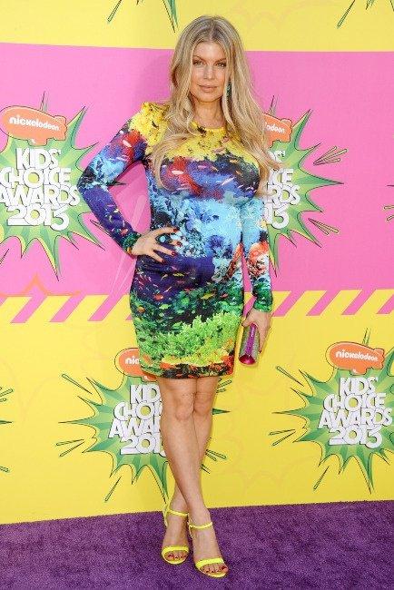 Fergie Au Kids Choice Awards   ♥