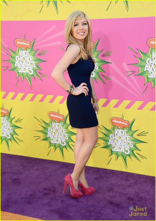 Jennette McCurdy Au Kids Choice Awards  ♥