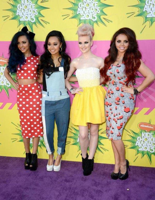 Les Little Mix Au Kids Choice Awards 2013 ♥