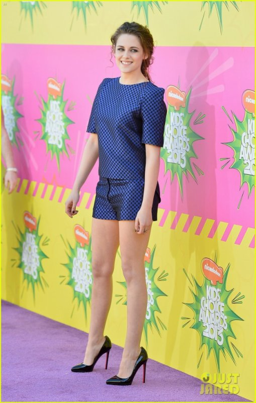Kristen Stewart Au Kids Choice Awards 2013 ♥