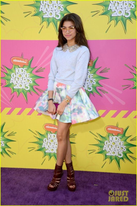 Zendaya Au Kids choice Awards 2013♥