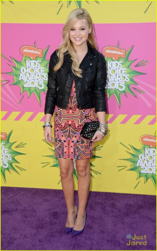Olivia Holt Au Kids Choice Awards  ♥