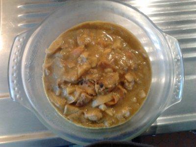 天才カレー (curry de génie)