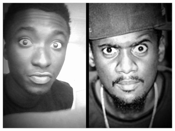 mes yeux plus gros que pour BLACK M