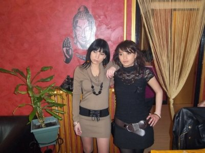mes 2 soeur ke j'aime tres fort =)