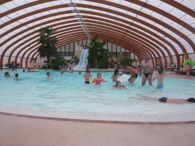 Vacances d 39 t 2008 a b nodet grande piscine couverte du - Camping benodet piscine couverte ...