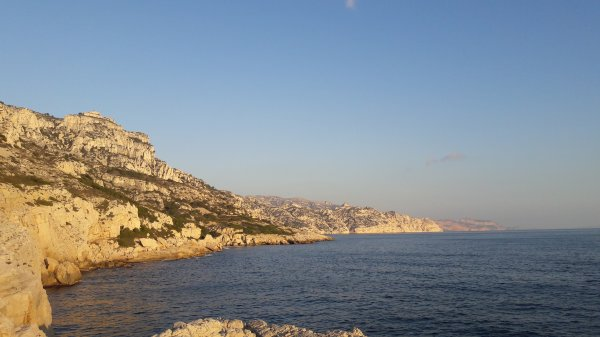 Ballade aux Calanques de Marseille dép 13