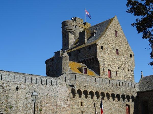Visite de St Malo dép 35