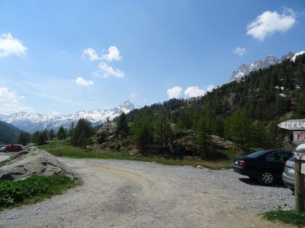 Ballade dans la vallée de la Clarée Névache dép 05