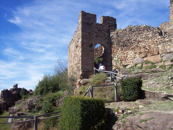 Ballade au Château de Lordat dép 09